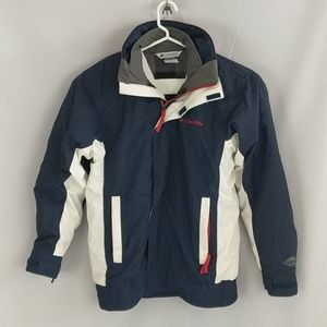 Columbia Sportswear interchange men's jacket coat